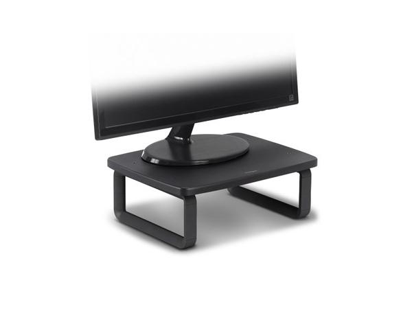 Kensington Monitor Stand Plus with SmartFit System - Bildschirmständer - Schwarz