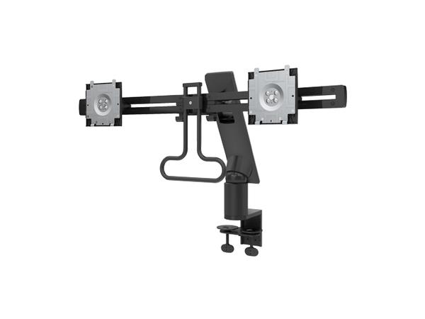 Dell MDA17 - Verstellbarer Arm für 2 LCD-Displays - Tischmontage (optional)