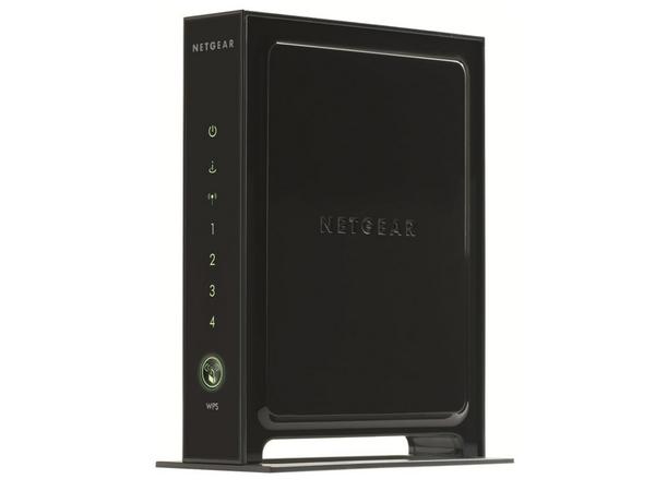 NETGEAR RangeMax WNR3500L - Wireless Router - 4-Port-Switch - GigE - 802.11b/g/n (draft 2.0) - 2,4 GHz