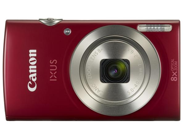 Canon IXUS 185 - Digitalkamera - Kompaktkamera - 20.0 MPix - 720p / 25 BpS - 8x optischer Zoom