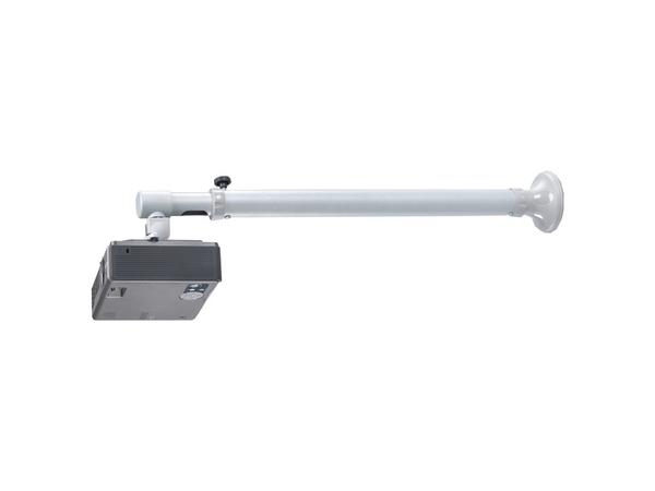 NewStar Universal Projector Wall Mount (Short Throw) BEAMER-W100SILVER - Wandhalterung für Projektor (neig- und schwenkbar) - Silber