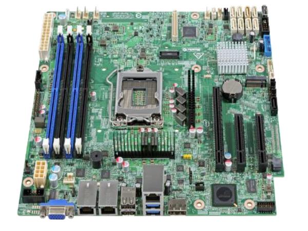 Intel Server Board S1200SPLR - Motherboard - Mikro-ATX - LGA1151 Socket - C236 - USB 3.0