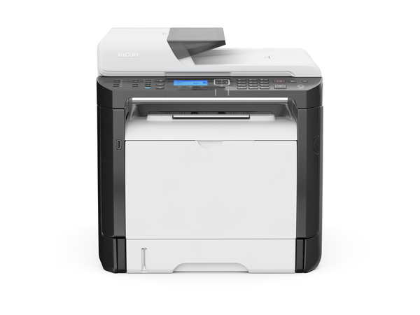 Ricoh SP 377SFNwX - Multifunktionsdrucker - s/w - Laser - A4 (210 x 297 mm), Legal (216 x 356 mm) (Original) - A4/Legal (Medien)