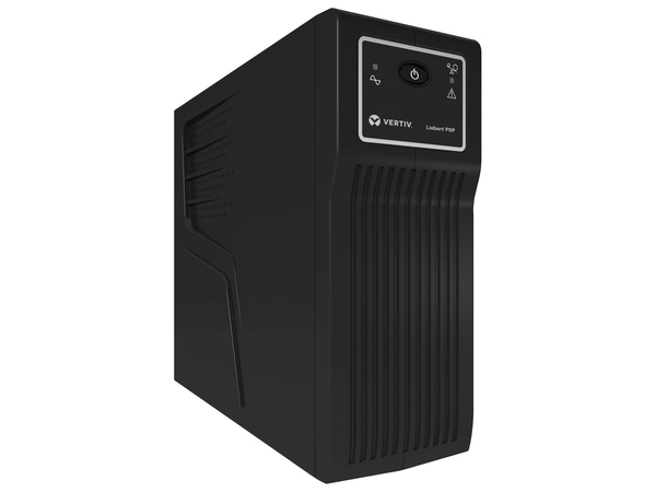 Liebert PowerSure PSP - USV - 390 Watt - 650 VA 7.2 Ah - USB - Ausgangsbuchsen: 4