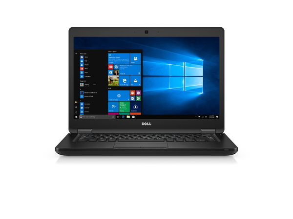 Dell Latitude 5480 - Core i5 7300U / 2.6 GHz - Win 10 Pro 64-Bit - 8 GB RAM - 256 GB SSD - 35.56 cm (14