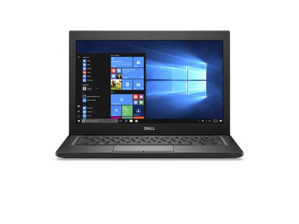 Dell Latitude 7280 - Core i7 7600U / 2.8 GHz - Win 10 Pro 64-Bit - 8 GB RAM - 256 GB SSD - 31.75 cm (12.5