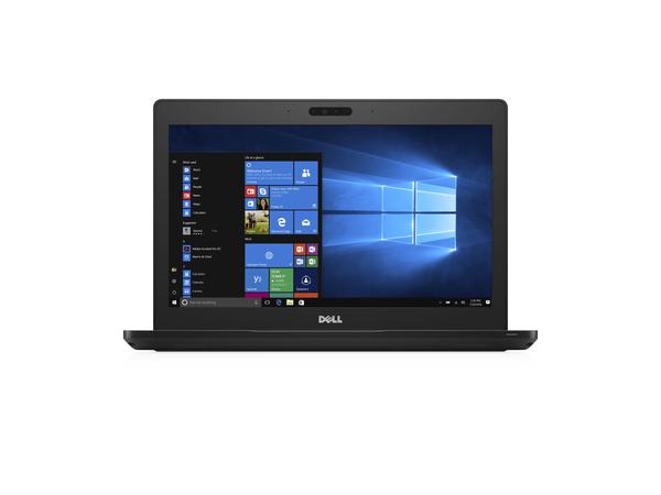 Dell Latitude 5280 - Core i5 7300U / 2.6 GHz - Win 10 Pro 64-Bit - 8 GB RAM - 256 GB SSD - 31.8 cm (12.5