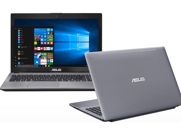 ASUSPRO P4540UQ FY0056R - Core i5 7200U / 2.5 GHz - Win 10 Pro 64-Bit - 8 GB RAM - 256 GB SSD - DVD SuperMulti