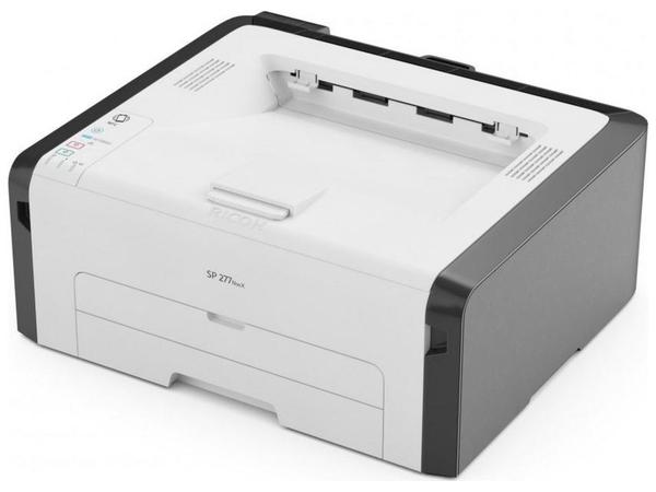 Ricoh SP 277NwX - Drucker - monochrom - Laser - A4 - 1200 x 600 dpi