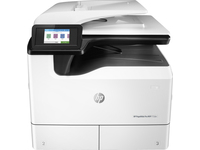 HP PageWide Pro 772dn-Multifunktionsdrucker, Thermal Inkjet, Colour printing, Colour copying, Colour scanning, Colour faxing, 75