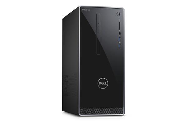 DELL Inspiron 3668, 3,6 GHz, Intel® CoreTM i7 der siebten Generation, 16 GB, 1128 GB, DVD Super Multi, Windows 10 Home