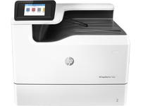 HP PageWide Pro 750dw Drucker, 75000 Seiten pro Monat, 2400 x 1200 DPI, PCL 5,PCL 6,PCLm,PJL,PostScript 3, Schwarz, Cyan, Magent