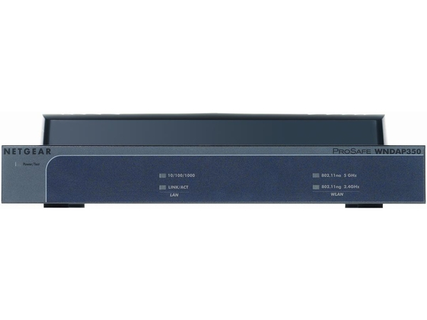 NETGEAR ProSafe Dual Band Wireless-N Access Point WNDAP350 - Drahtlose Basisstation - 802.11a/b/g/n (draft 2.0) - Dualband