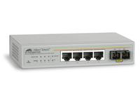 Allied Telesis AT FS705E - Switch - 4 x 10/100 + 1 x 100Base-FX - Desktop