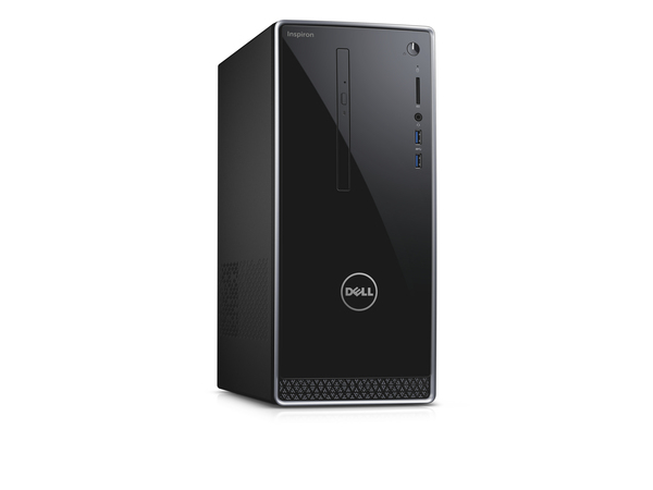 DELL Inspiron 3668, 3 GHz, Intel® CoreTM i5 der siebten Generation, 8 GB, 1128 GB, DVD Super Multi, Windows 10 Home