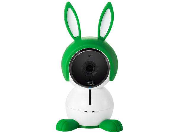 Netgear ABC1000, IP security camera, Innenraum, Kubus, Grün, Weiß, Tisch/Bank, 1920 x 1080 Pixel