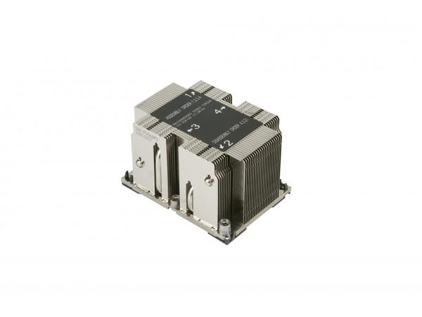 Supermicro - Prozessorkühler - (Socket P) - 2U - für SUPERMICRO X11SPW-CTF, X11SPW-TF