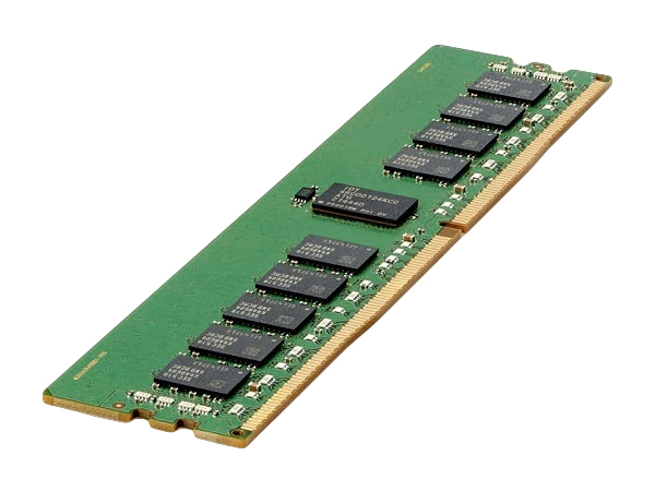 HPE SmartMemory - DDR4 - 64 GB - LRDIMM 288-polig - 2666 MHz / PC4-21300 - CL19