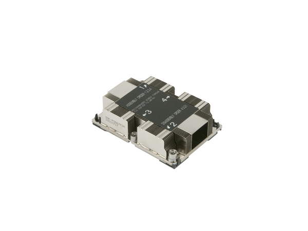Supermicro - Prozessorkühler - (Socket P) - 1U