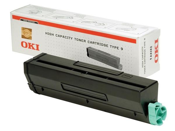 OKI - Schwarz - Original - Tonerpatrone - für B4300, 4300n, 4300nPS, 4350, 4350 Low Profile, 4350 Rentway, 4350N, 4350nPS, 4350PS