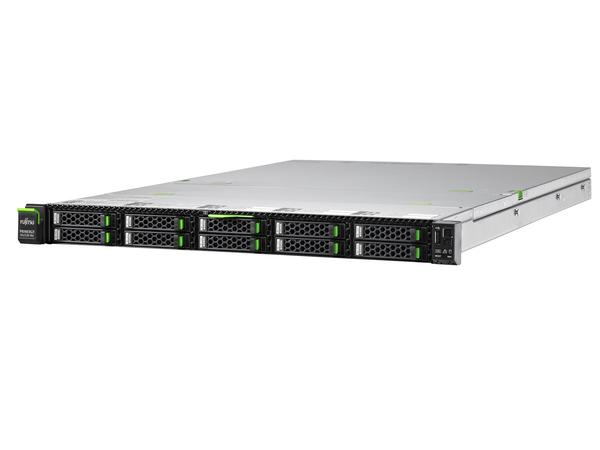 Fujitsu PRIMERGY RX2530 M4, 2,2 GHz, 4114, 16 GB, DDR4-SDRAM, 450 W, Rack (1U)
