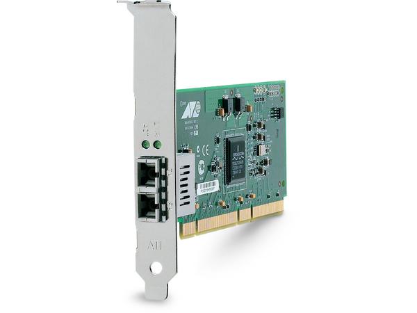 Allied Telesis AT-2931SX/SC - Netzwerkadapter - PCI - 1000Base-SX