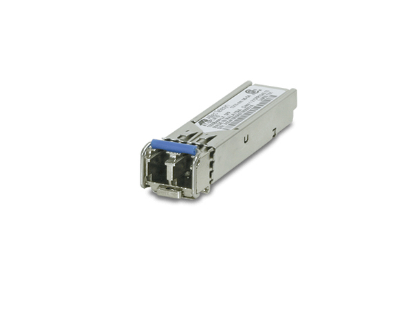 Allied Telesis AT SPLX10 - SFP (Mini-GBIC)-Transceiver-Modul - Gigabit Ethernet - 1000Base-LX - LC Einzelmodus - bis zu 10 km