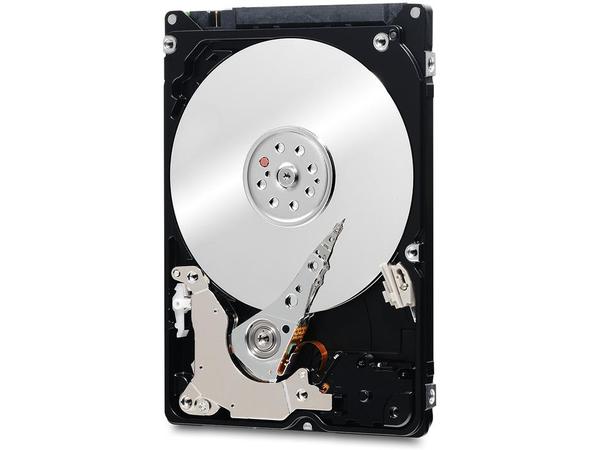 Western Digital Laptop Everyday, 2.5 Zoll, 2000 GB, 5400 RPM, Serial ATA II, 8 MB, Festplatte