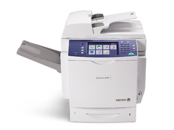 Xerox WorkCentre 6400X - Multifunktionsdrucker - Farbe - Laser - 216 x 356 mm (Original) - 216 x 356 mm (Medien)