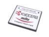 Kyocera CF-4GB - Flash-Speicherkarte - 4 GB - CompactFlash - für Kyocera FS-1035, 6525, 6530, C2026; ECOSYS P2035, P2135; FS-C8600, C8650; TASKalfa 2550