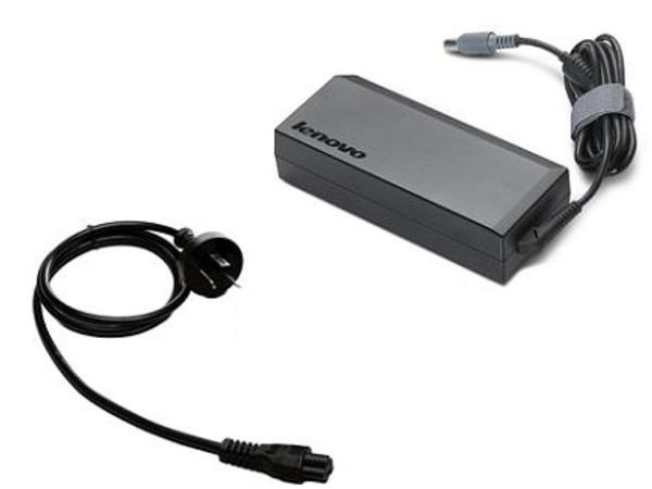 Lenovo ThinkPad 135W AC Adapter - Netzteil - Wechselstrom 100-240 V - 135 Watt - für Lenovo ThinkPad T420si, T400s, T410, T410i, T410s, T410si, T420, T420s, T510, T510i, T520, T520i, W510
