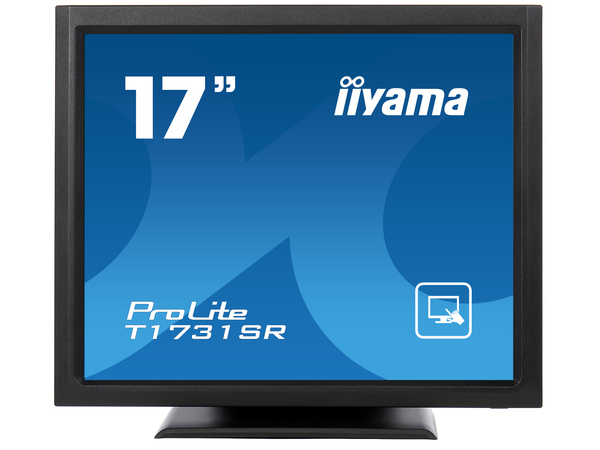 Iiyama ProLite T1731SR-B1 - LCD-Monitor - 43 cm (17