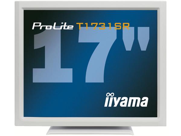 Iiyama ProLite T1731SR-W1 - LCD-Monitor - 43.2 cm (17