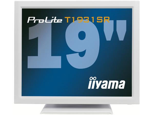 Iiyama ProLite T1931SR-W1 - LCD-Monitor - 48.3 cm (19
