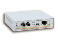 100TX to 100FX (ST) Multi-Mode Media Converter