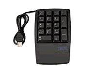 Lenovo ThinkPad - Tastenfeld - USB - Englisch - Schwarz - für ThinkPad E47X; E57X; L470; L570; P51; T470; T570; ThinkPad Yoga 370; V510