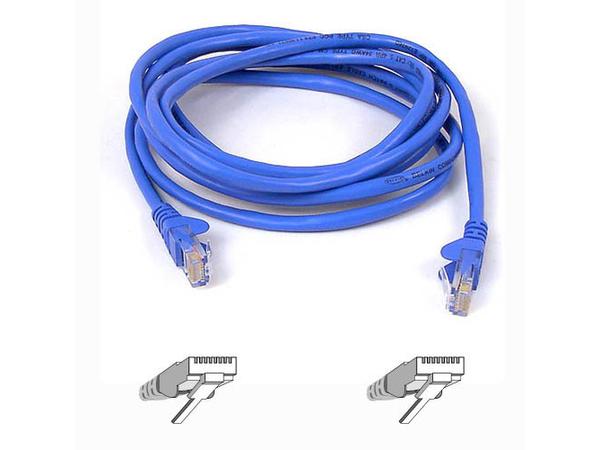 Fujitsu - Netzwerkkabel - RJ-45 (M) bis RJ-45 (M) - 2 m - UTP - CAT 5