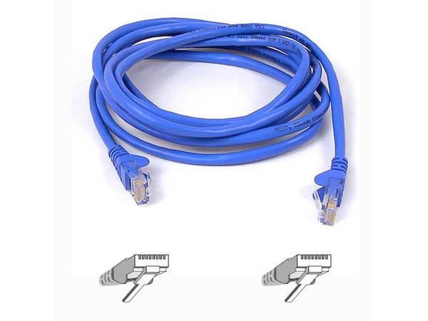Fujitsu - Netzwerkkabel - RJ-45 (M) bis RJ-45 (M) - 5 m - UTP - CAT 5