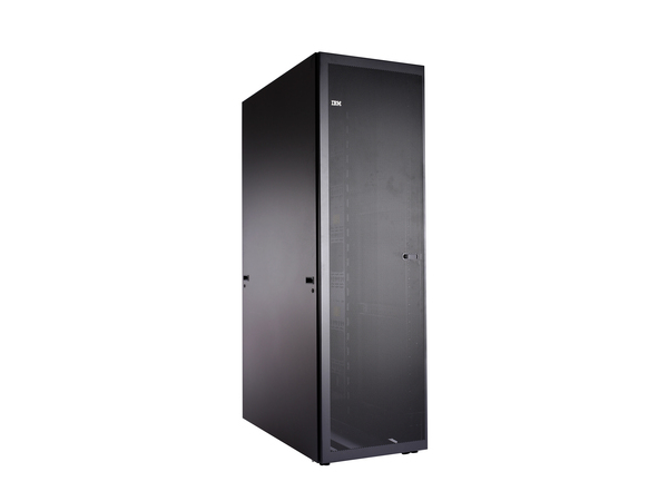 Lenovo 42U Standard Rack - Schrank - 42U - für System x32XX M2; x34XX; x3500 M4; x3620 M3; x3755; x3950; x3950 E; x3950 M2; x3950 X5