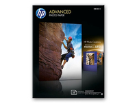 Advanced Glossy Photo Paper-25 sht/13 x 18 cm borderless
