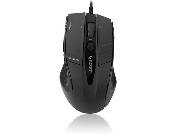 Maus Gigabyte GM-8000X Laser Gaming USB/verkabelt (B)