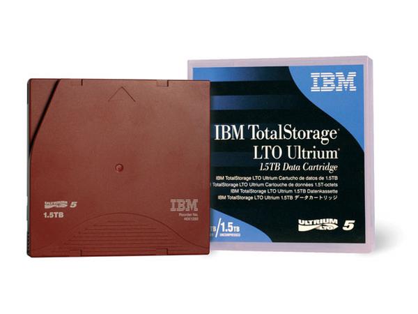 IBM - LTO Ultrium 5 - 1.5 TB / 3 TB