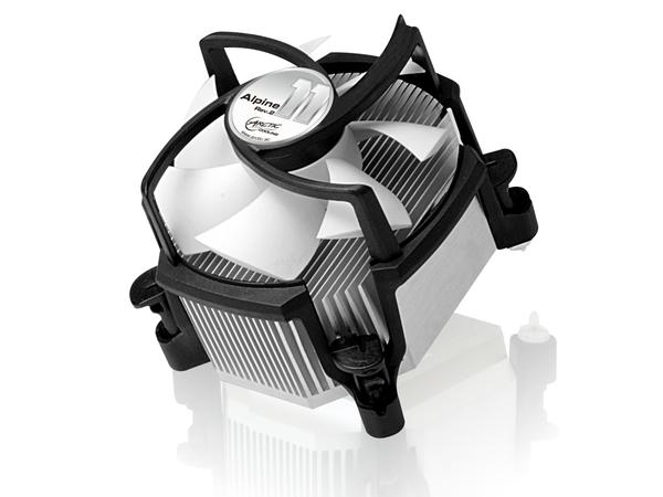 ARCTIC Alpine 11 Rev. 2 - Prozessorkühler - (LGA775 Socket, LGA1156 Socket, LGA1155 Socket, LGA1150 Socket, LGA1151 Socket) - 92 mm
