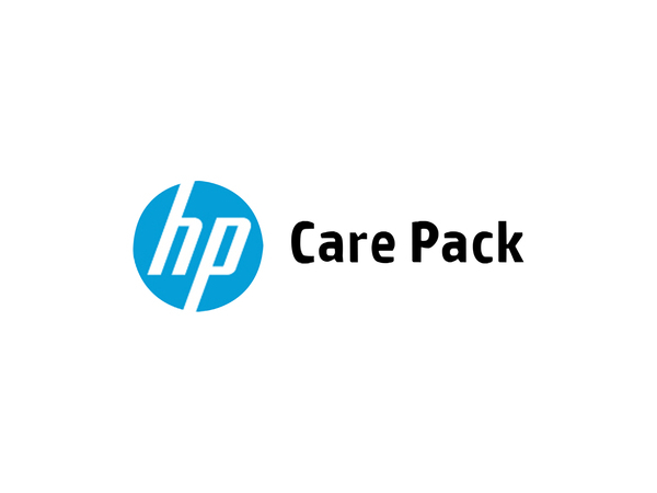 HP Care Pack Pick-Up and Return Service Post Warranty - Serviceerweiterung - Arbeitszeit und Ersatzteile (für nur CPU) - 1 Jahr - Pick-Up & Return - 9x5