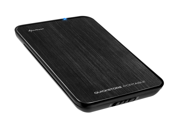 QuickStore Portable USB3.0 Bla