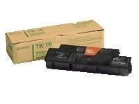 Kyocera TK 16H - Schwarz - Tonersatz - für FS-600, 600T, 680, 680/E12, 680N, 680T, 680TN, 800, 800/E20, 800/TE20, 800N, 800T