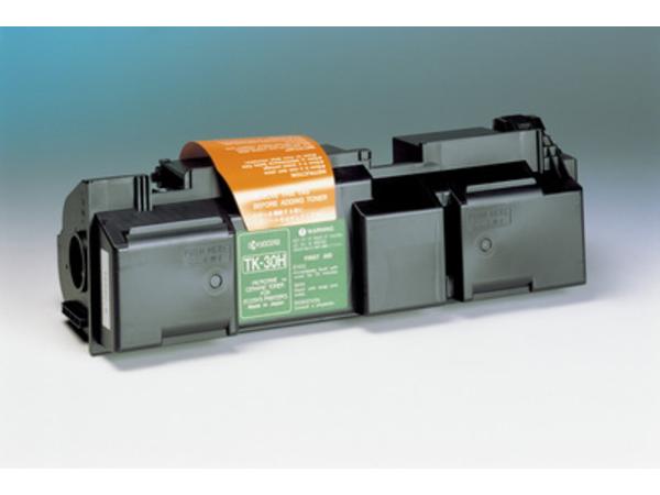 Kyocera TK 30H - Schwarz - Original - Tonerpatrone - für FS-7000, 7000 Plus/E24, 7000 Plus/F24, 7000 Plus/N24, 9000, 9000/E32, 9000/F32, 9000/N32