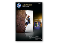 Advanced Glossy Photo Paper-25 sht/10 x 15 cm borderless