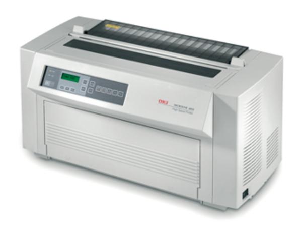 OKI Microline 4410 - Drucker - monochrom - Punktmatrix - Super A3/B, Tabloid Extra (305 x 457 mm) - 288 x 144 dpi