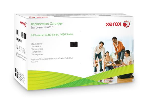 Xerox - Schwarz - Tonerpatrone (gleichwertig mit: HP 27X) - für HP LaserJet 4000, 4000n, 4000se, 4000t, 4000tn, 4050, 4050n, 4050se, 4050t, 4050tn